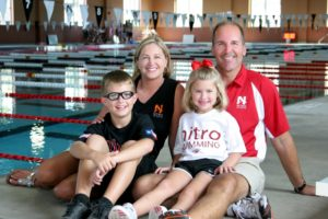 Mike & Tracy Koleber - Nitro Swimming