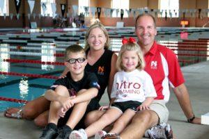 Mike & Tracy Koleber - Nitro Swimming