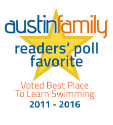 Voted best place to learn swimming 2011-2016