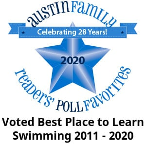 2020 Austin Family Reader's Poll Winner